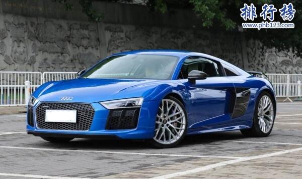 奥迪最好的车是什么 奥迪R8 V10(首款中置引擎超级跑车)