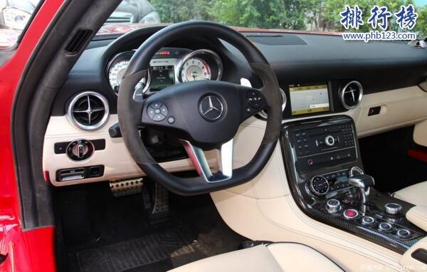 奔驰最好的车是那款 奔驰SLS AMG(百公里加速3.6秒)