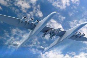 九五至尊线上娱乐翼展最大飞机Stratolaunch:重226吨 可运送火箭