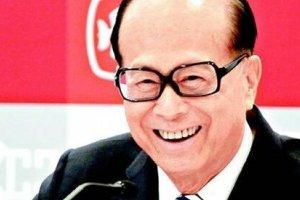 李嘉诚身价多少亿2017 312亿身价是香港首富