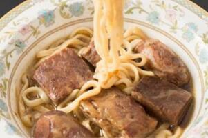 台湾最贵牛肉面:售价一万新台币(一碗仅五块牛肉)