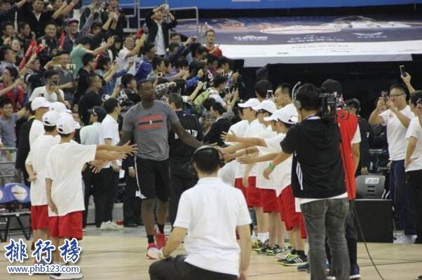 2017年NBA球迷日时间 NBA中国赛是什么时候