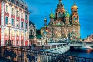 圣彼得堡是哪个国家的 俄罗斯第二大城市(北方首都)