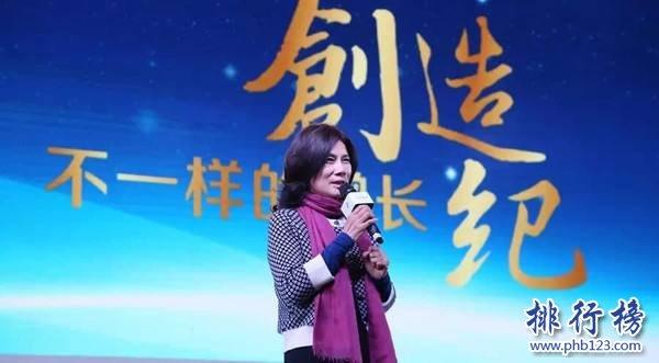 《财富》2017全球商界女性排行榜:董明珠第四,孙亚芳第七