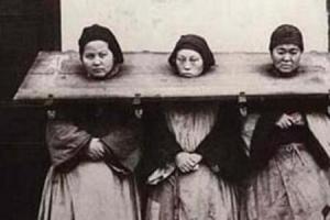 揭秘古代最残忍酷刑:妇刑强迫排泄
