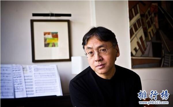 2017诺贝尔文学奖揭晓:日裔作家石黑一雄获奖