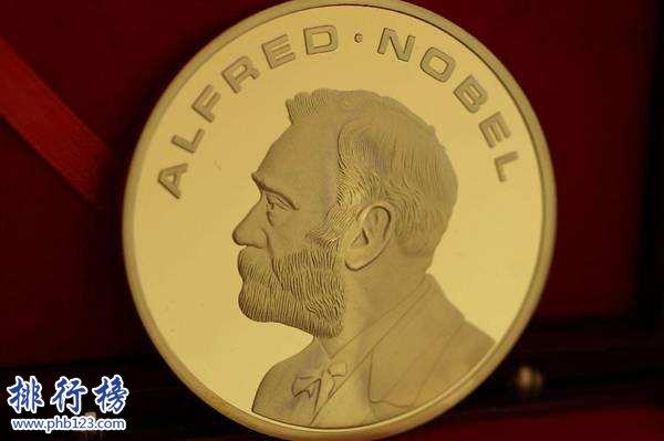 1901-2017年历届诺贝尔生理学或医学奖获奖者名单