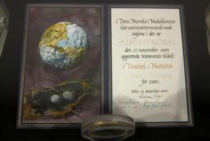 1901-2017历届诺贝尔和平奖得主名单