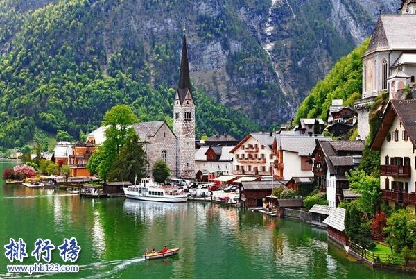 世界上最美的村庄排名:挪威雷纳村堪称仙境