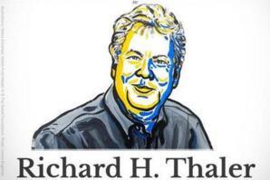2017年诺贝尔经济学奖揭晓,理查德·塞勒因行为经济学获奖