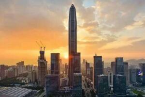 中国最高的楼:H700深圳塔739米超越上海?#34892;?#22823;厦
