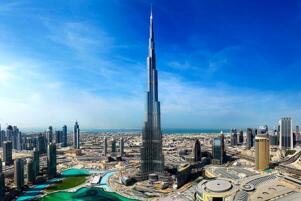 十大世界上最高的塔排名?#27735;?#21033;法塔828米鹤立鸡群