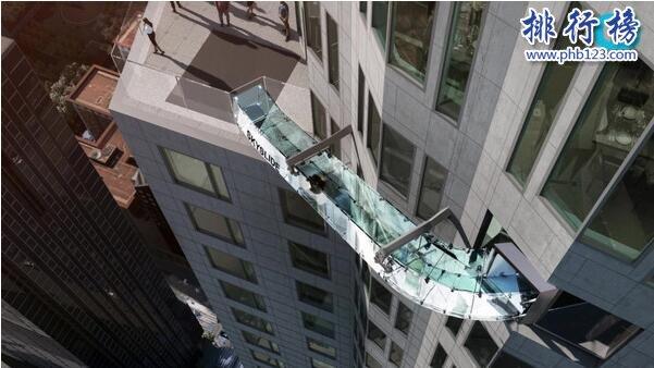 世界上最高的滑滑梯:伦敦轨道塔115米,最高速度可达24千米/时
