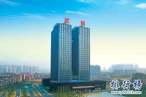 中国最大的钢铁企业:两大巨头重组成宝武钢铁