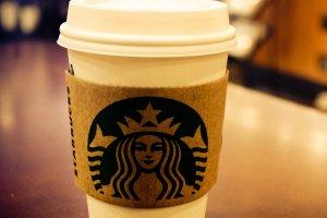 世界最著名的十大咖啡品牌:星巴克咖啡榜上有名