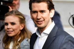 欧洲最年轻国家总理:塞巴斯蒂安·库尔茨 年仅31岁
