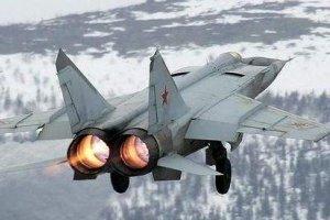 """世界上飞得最高的飞机:米格-25战斗机打败""""黑鸟""""成第一"""