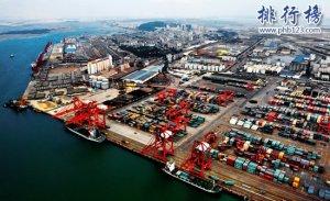 世界上最繁忙的十个港口:中国占7席 上海世界第一