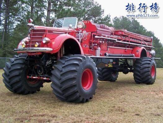 最重的越野车有多重?车迷改装出重达17吨的越野车