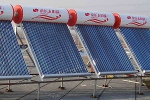 2017太阳能热水器十大品牌:太阳能热水器四季沐歌夺第一