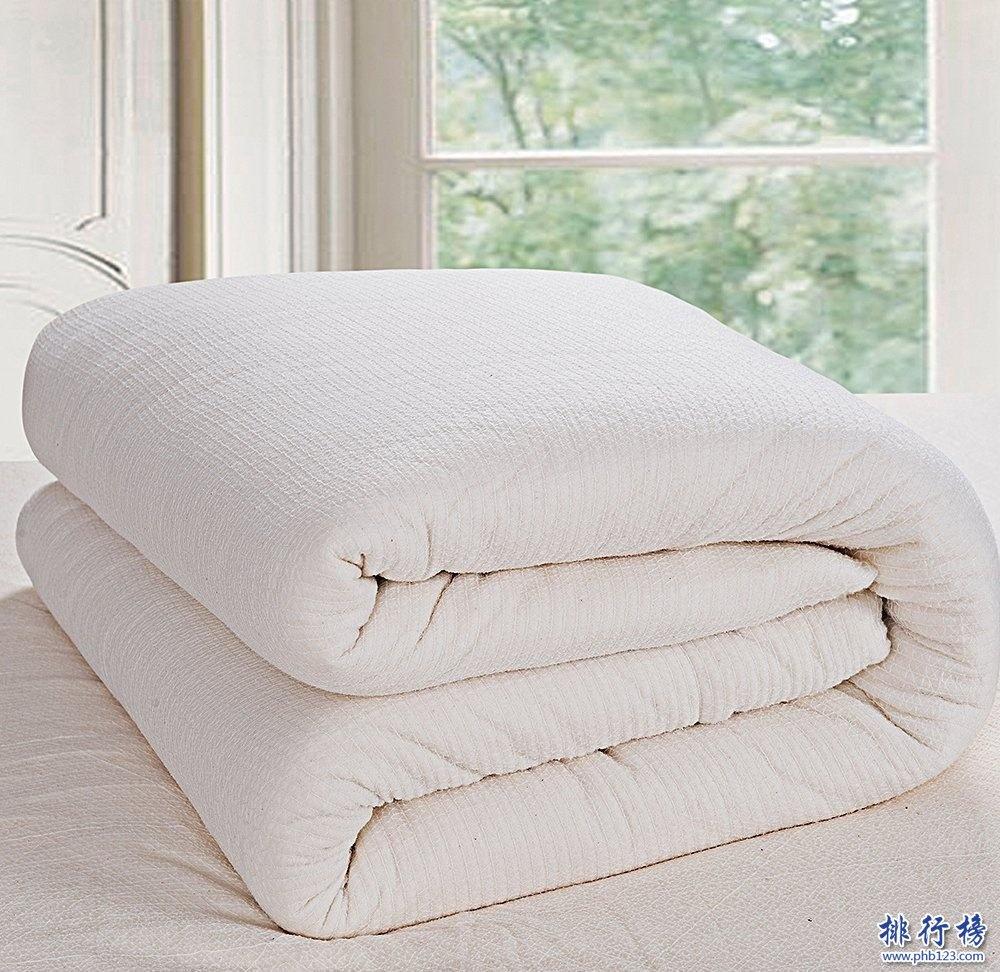 冬季棉被十大品牌排行榜:棉被什么牌子好?