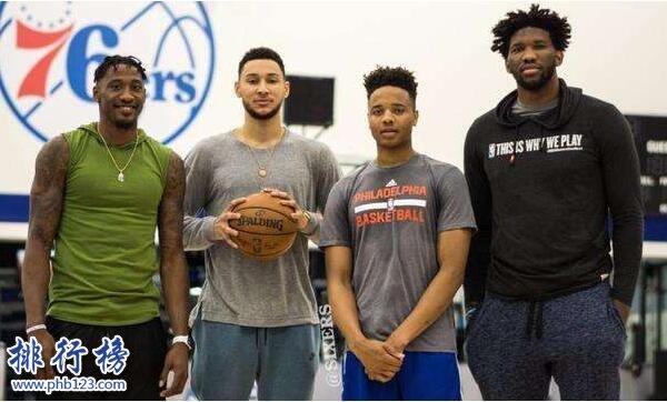 2017-2018赛季76人3月赛程表,NBA费城76人3月日程表