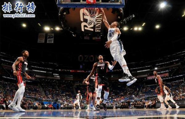 2017-2018赛季魔术4月赛程表,NBA多伦多魔术4月日程表
