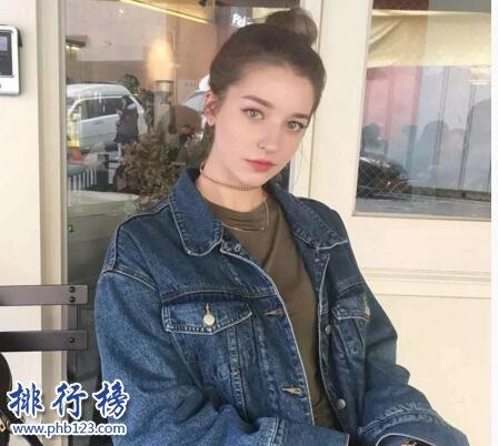 韩国最美留学生:安吉丽娜·达尼洛娃 精通琴棋和5种语言
