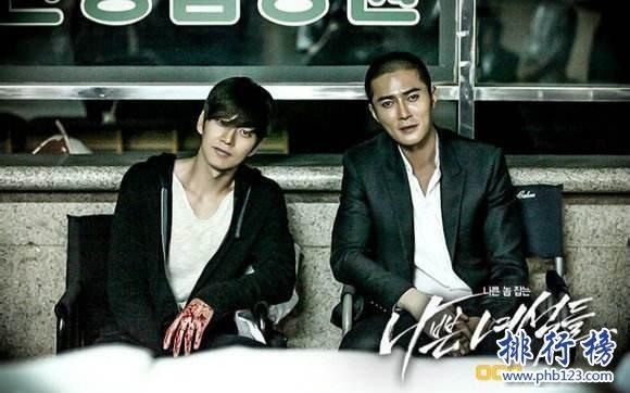 2017年11月韩剧上映时间表:坏家伙们2上映时间确定