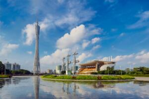 2017年前三季度省会城市GDP排行榜:广州稳居榜首,成都力压杭州第二