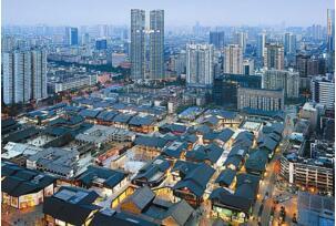 2017年前三季度四川各市GDP排行榜:成都9725.4亿,占比36%