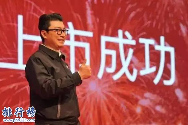 2017王卫身价有多少,王卫身价在中国排名第几