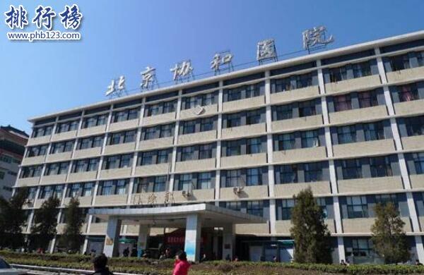 2016中国专科医院排行榜:北京协和登顶,华西医院第二(完整榜单)
