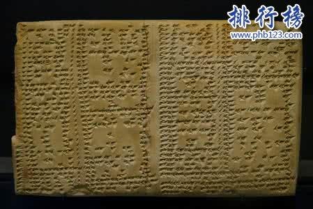 世界上最古老的叙事史诗:吉尔伽美什史诗还缺失三分之一内容