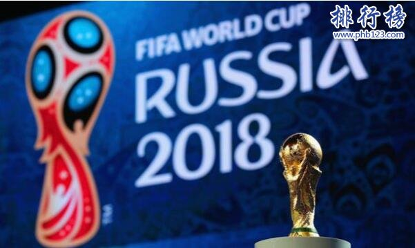 2018年俄罗斯世界杯32强名单,2018年俄罗斯世界杯各大洲入围球队