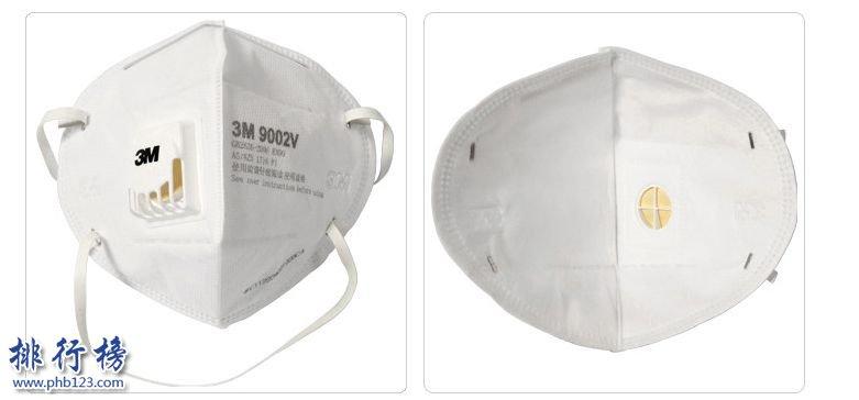十大防雾霾口罩品牌排行榜,哪种口罩防雾霾效果好?