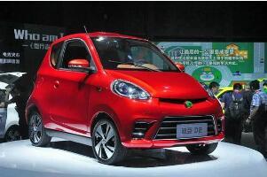 2017年10月微型车销量排行榜:知豆D2登顶,众泰E200升至第三