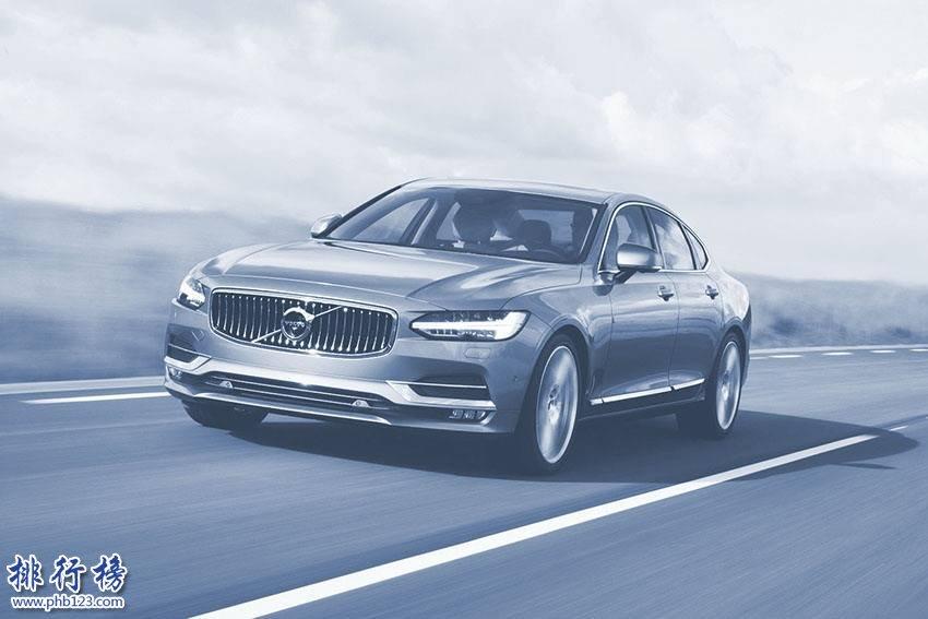 2017全球十大最安全汽车品牌:外媒评价沃尔沃最安全