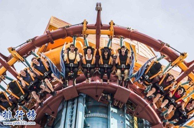 世界上最高的跳楼机