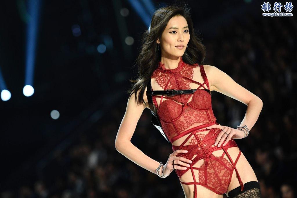 身价最高的维密秀超模排名,刘雯身价排名第三(3500万美元)
