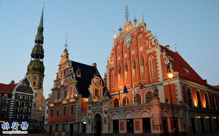 世界上最缺男人的国家拉脱维亚:美女成灾一男难求