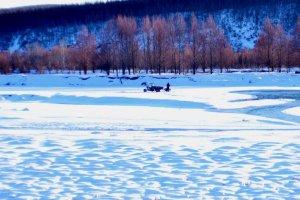中国最冷的地方是哪里:黑龙江呼中区 最低-53.2℃