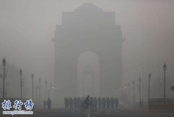 全球空气质量最差的城市:印度新德里 一年致死250万人