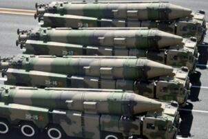 东风洲际导弹世界排名,中国洲际导弹世界排名第几