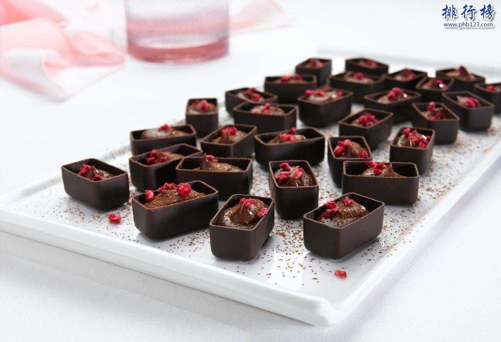 全球巧克力品牌排行榜前十,什么品牌巧克力最好?