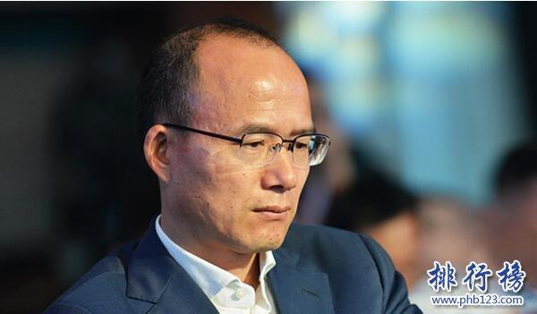 2017上海富豪排行榜:上海首富郭广昌坐拥662亿元