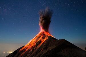 世界上最高的十大活火山,德尔萨拉多峰6891米壮观至极