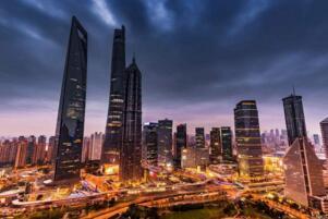 中国第一高楼排名,上海?#34892;?#22823;厦632米即将被超越