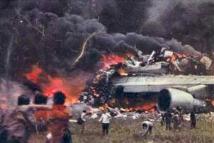 世界十大空难事故排行榜,特内里费空难583人遇难(两架飞机相撞)