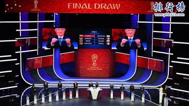 2018年俄罗斯世界杯抽签